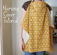 Image: Free Nursing Cover Pattern