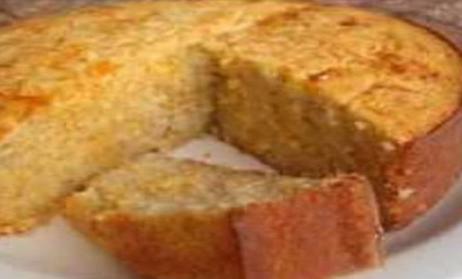 Pisang katil resipi kek