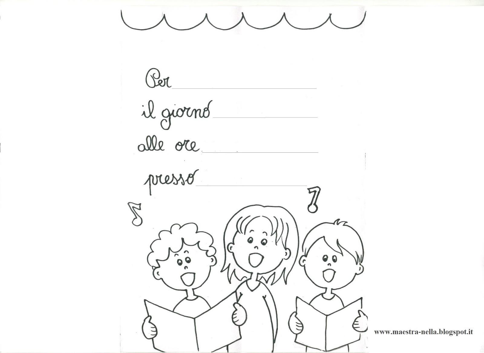 Idee festa fine anno scuola infanzia nw41 pineglen for Maestra gemma recite di natale