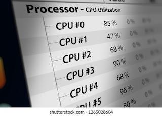Cara Mengatasi CPU Usage 100%