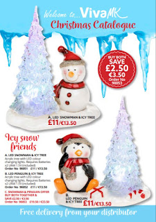 The second version of the VivaMK Christmas catalogue is out