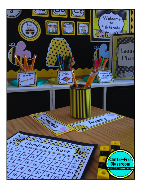 Classroom Decoration Ideas For Grade 3 ~ Bee themed classroom photos tips ideas pictures and