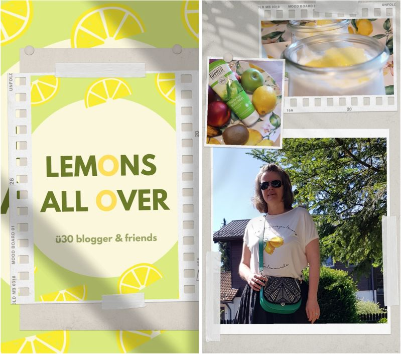 Lemons all over - Zitronen Tiramisu