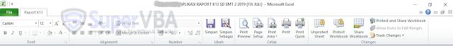 contoh hasil Custom UI Editor Excel 2010