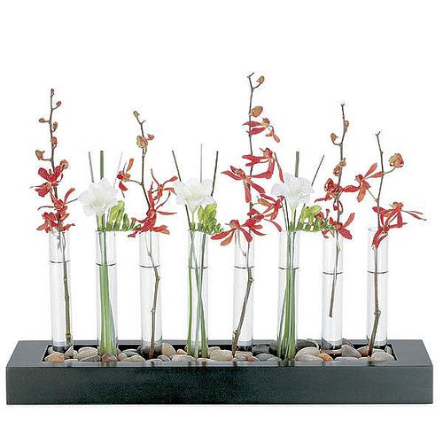 How to recycle gorgeous test tube flower vases for Test tube vase