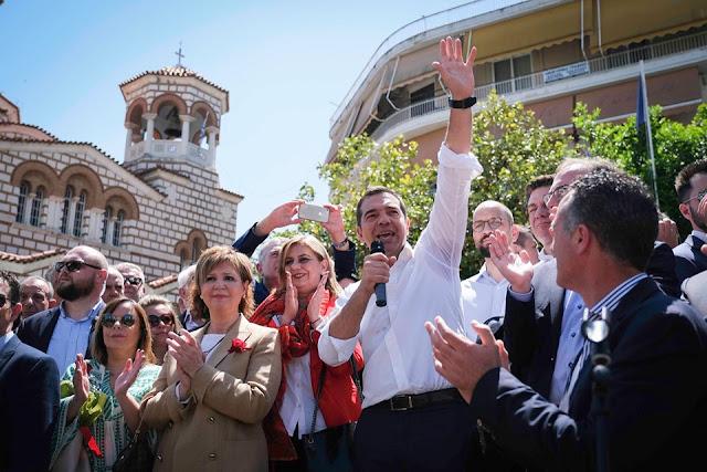 Πανελλαδική πρωτιά του νομού Άρτας με 34,77% για τον ΣΥΡΙΖΑ