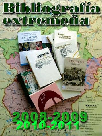 BIBLIOGRAFÍA EXTREMEÑA 2008-2009