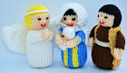 Nativity Doll Knitting Patterns