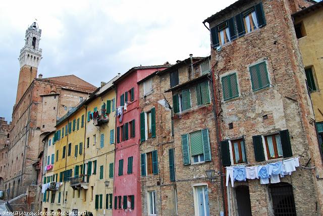 Siena, La Toscana