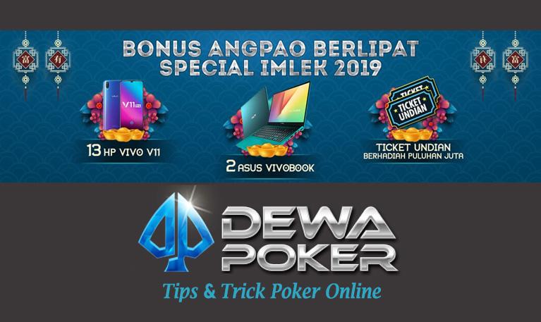 Event Angpao Berlipat Special Imlek Dewapoker 2019  | Game Poker Online Indonesia Terpercaya | Judi Poker | Agen Poker by dewapoker.net