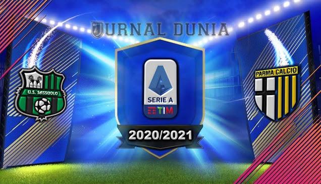 Prediksi Sassuolo vs Parma, Minggu 17 Januari 2020 Pukul 21.00 WIB @ beIN Sports