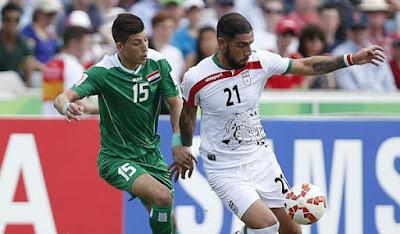 مشاهدة مباراة العراق وايران بث مباشر اليوم 14-11-2019 في تصفيات كاس امم اسيا