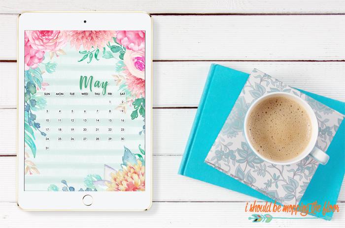 iPad Calendars