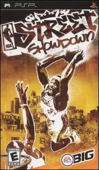 NBA Street Showdown PSP [ISO -Multi3] [MEGA]