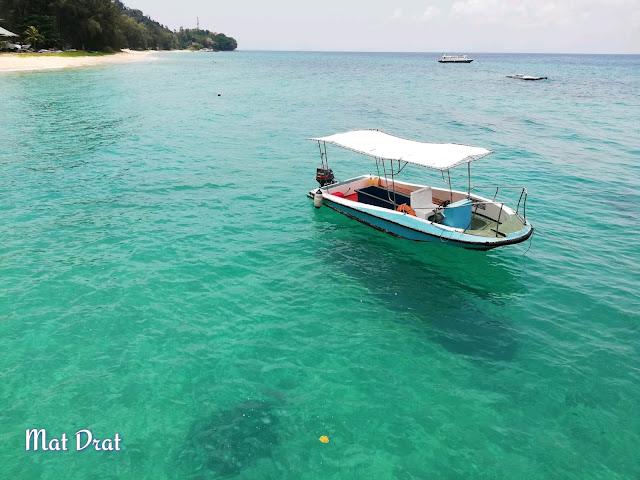 Tempat dan Aktiviti  Menarik Pulau Tioman