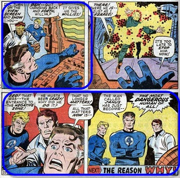Fantastic Four 107-Lee-JohnBuscema
