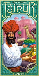 Jaipur el juego de tablero