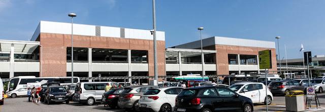 parcheggi aeroporto venezia