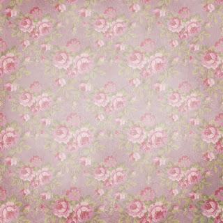 background digital paper rose design