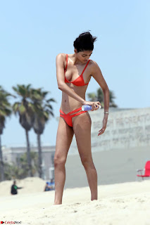 Neelam Gill in Red Bikini   21.jpg