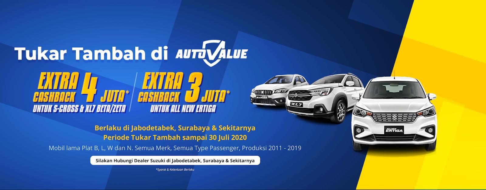 Layanan Sales, Service, Sparepart Suzuki
