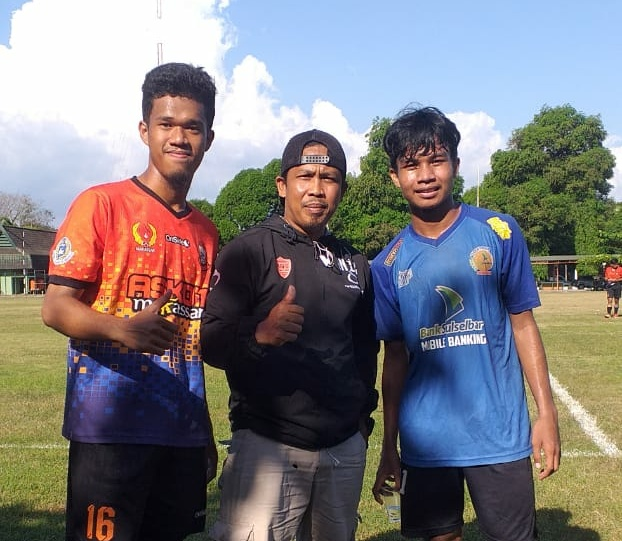 Pra Porprov Makassar Vs Bank Sulselbar FC, Reuni 2 Jebolan SSB Gowata PKG MYS10