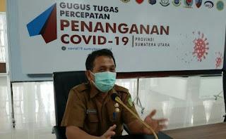 Kasus Covid-19 Medan Turun, Masyarakat Diminta Jangan Lengah dan Taat Prokes