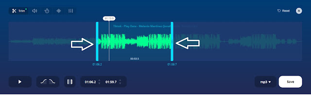 cara memotong lagu tanpa aplikasi