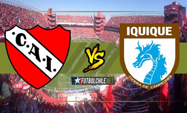 Club Atlético Independiente vs Deportes Iquique