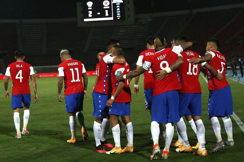 موعد مباراة تشيلي وبوليفيا