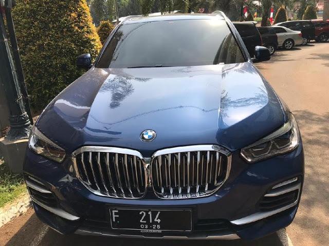 MAKI Ungkap Kode di Balik Pelat Nopol BMW Pinangki F-214