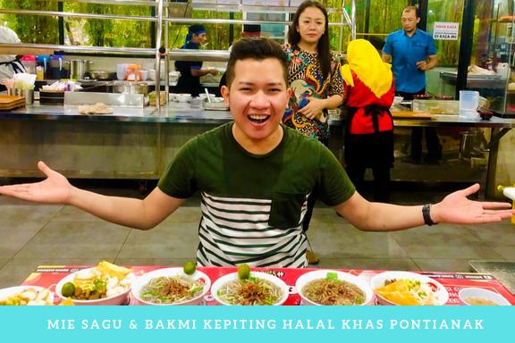 Mie Sagu Pontianak, Warisan Kuliner Bumi Khatulistiwa