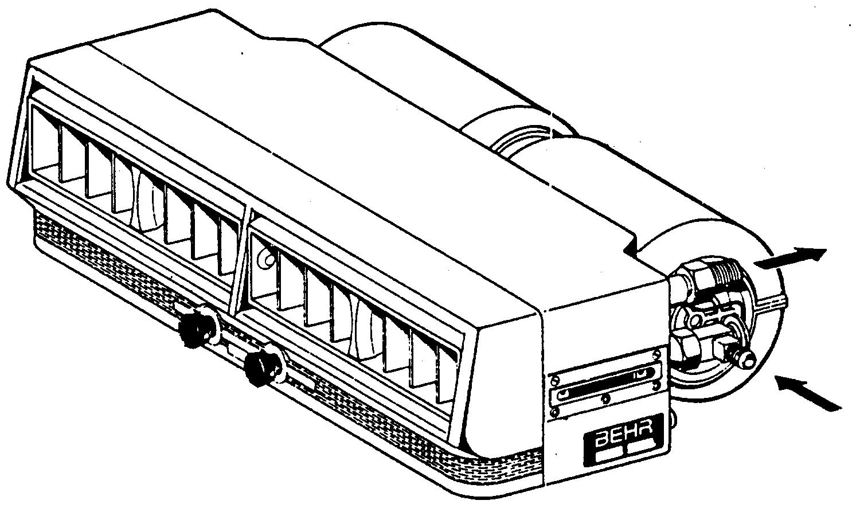 Komponen Komponen Air Conditioner Ac Pada Kendaraan
