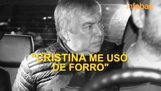 En la segunda parte del reportaje con Infobae, el empresario habla de presiones, ratifica que vio a Casanello en Olivos y explica de dónde salieron los dólares de La Rosadita