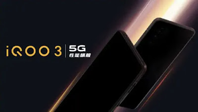 IQOO 3 smartphone with Snadpragon 865 processor and 5G can be launched on 25 February