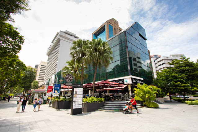 Orchard road-Singapore