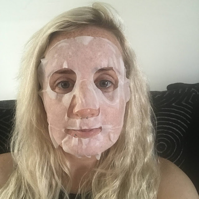 Quest Personal Care Pretty Smooth face masks - Sheet masks