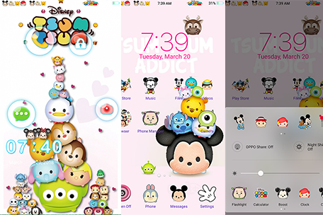 Download Tema Stitch Oppo A37 Oppo Product