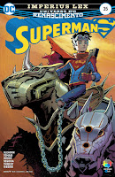 DC Renascimento: Superman #35