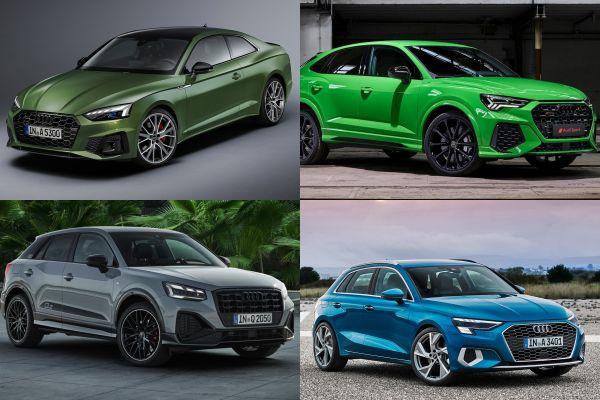 Audi Argentina Lanzamientos 2020