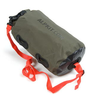 Alpkit Taslan Nylon 320D 20ltr Dry Bag Roll Top