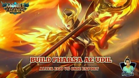 Build Pharsa Udil Tersakit