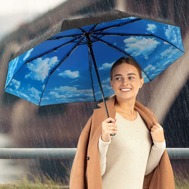 When is National Umbrella Month?