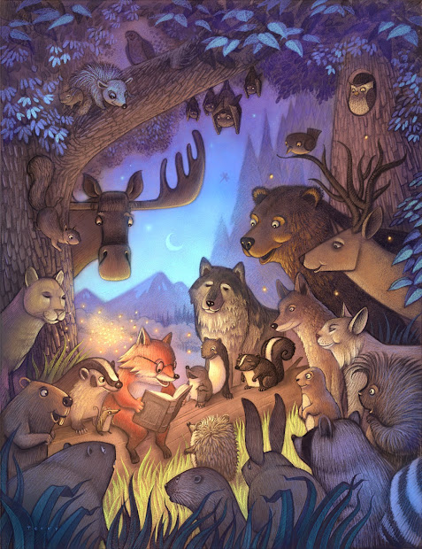 Terry - Children' Book Illustrator