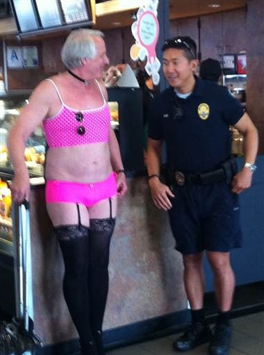 Hospitality and Travel News: Underwear Traveler Spotted at ...
