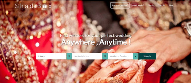 ShadiBox - Making your weddings awesome