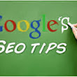 Google Search Engine Optimization Tips for websiite Traffic