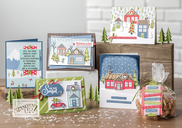Coming Home Stampin Up Helen Read Allthingsstampy