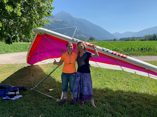 The Oz Report hang gliding news - Other Hang Gliding and