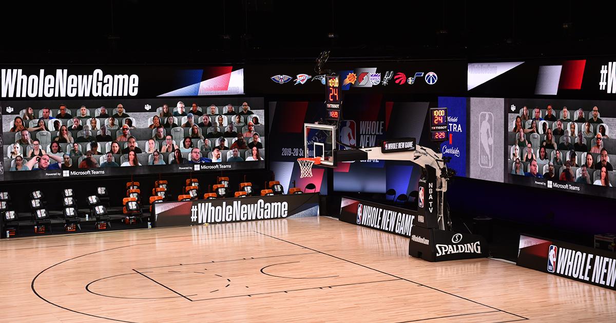 La tecnología de Microsoft que ayuda a los fanáticos de la NBA a estar más cerca de sus equipos